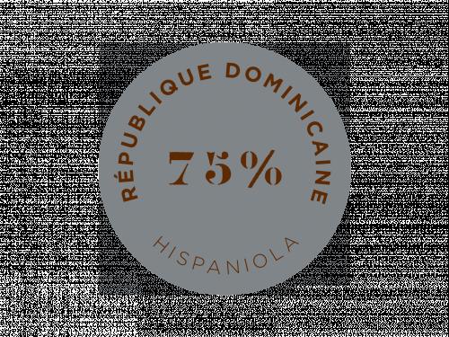 République Dominicaine 75%