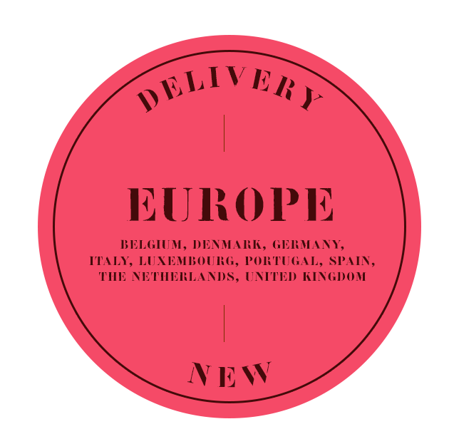 Delivery in Europe