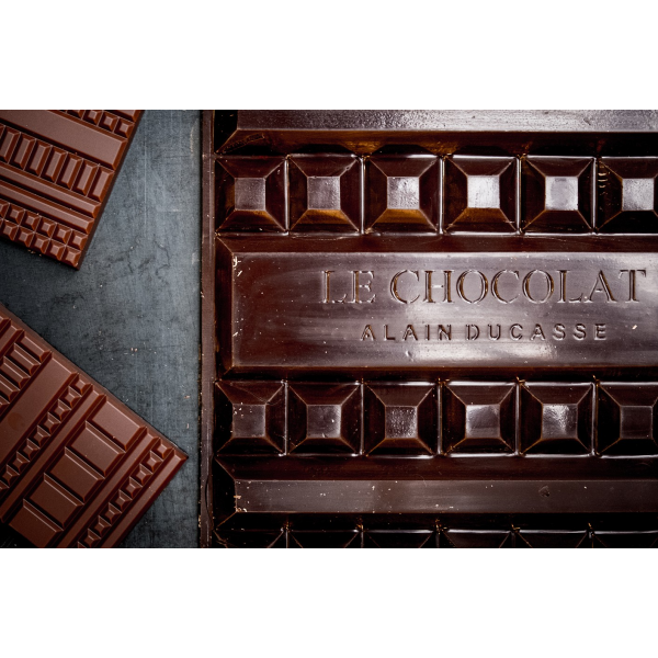 Giant Chocolate Bar Dark - Le Chocolat Alain Ducasse