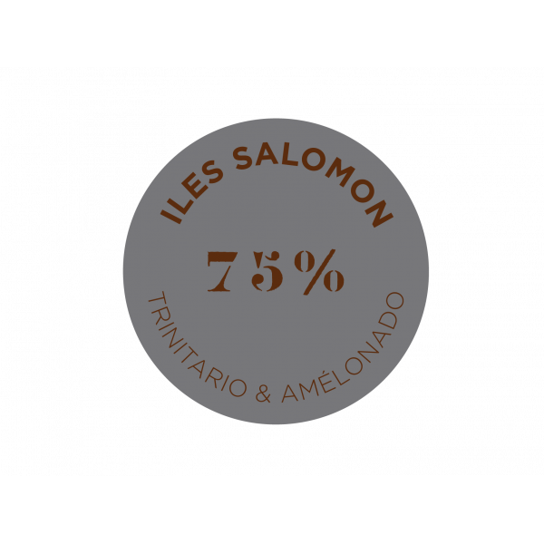 Iles Salomon 75%