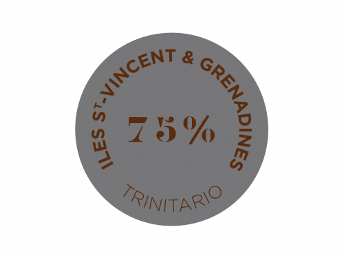 Iles Saint-Vincent & Grenadines 75%