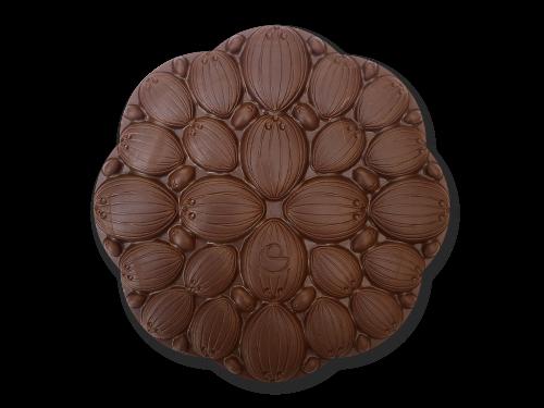 Grande Fleur Coco Lait