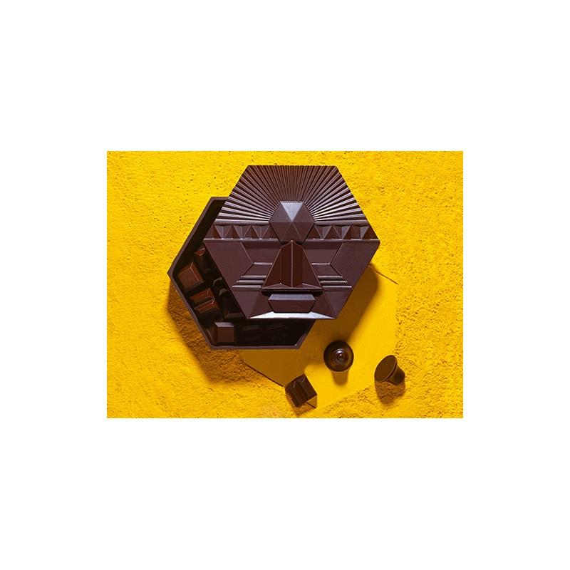 Bonbonnière Xipe Totec Noir