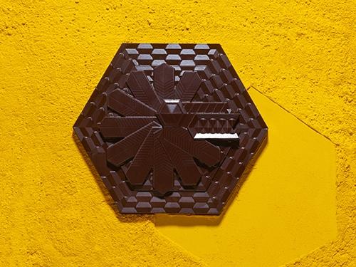 Hexa-Mendiant Noir