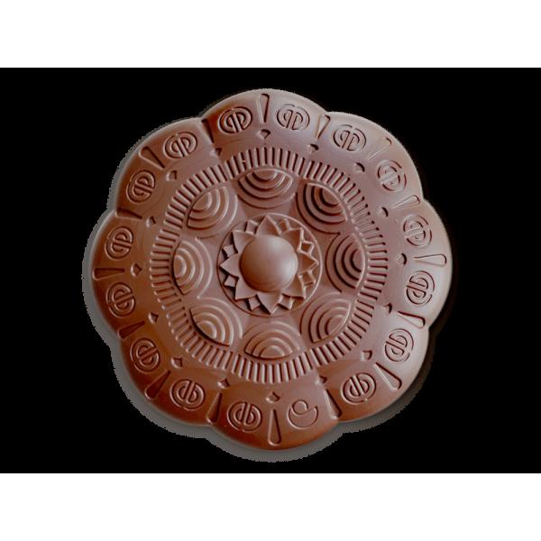 Large Tattoo Flower Milk - Cedric Grolet | Le Chocolat Alain Ducasse