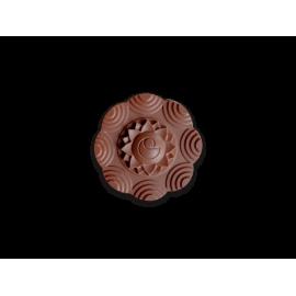 Small Tattoo Flower Milk - Cedric Grolet | Le Chocolat Alain Ducasse