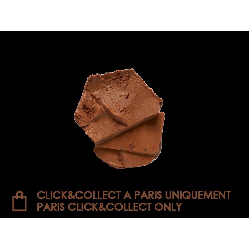 Glace Chocolat Pérou & Ganache & Grué