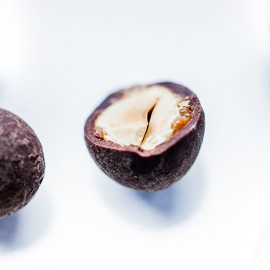 Les Dragées noisette chocolat noir 500g