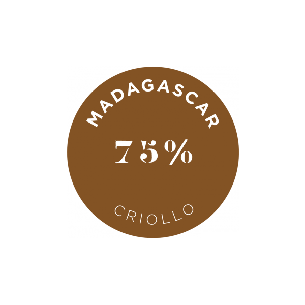 Madagascar Criollo 75%