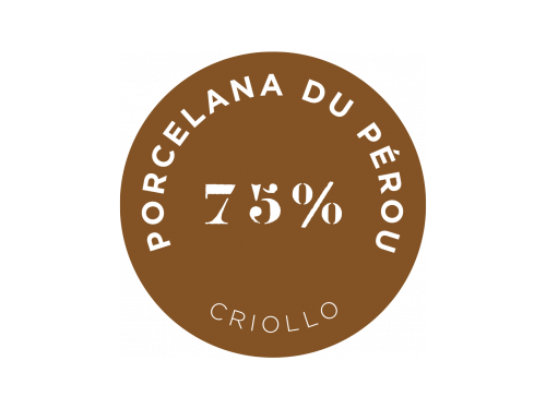 Pérou Porcelana 75%