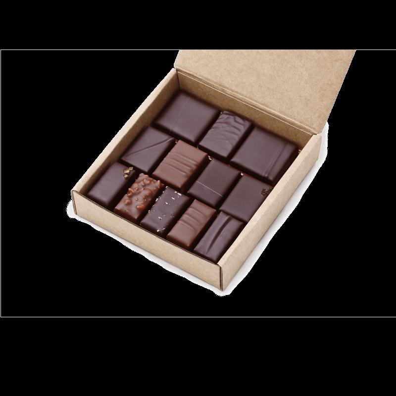 Coffret 12 chocolats