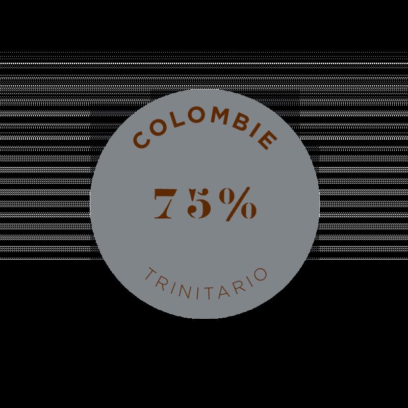 Colombia Trinitario 75%