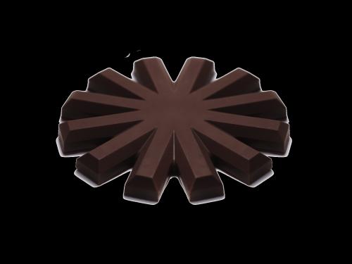 Petit Flocon chocolat noir