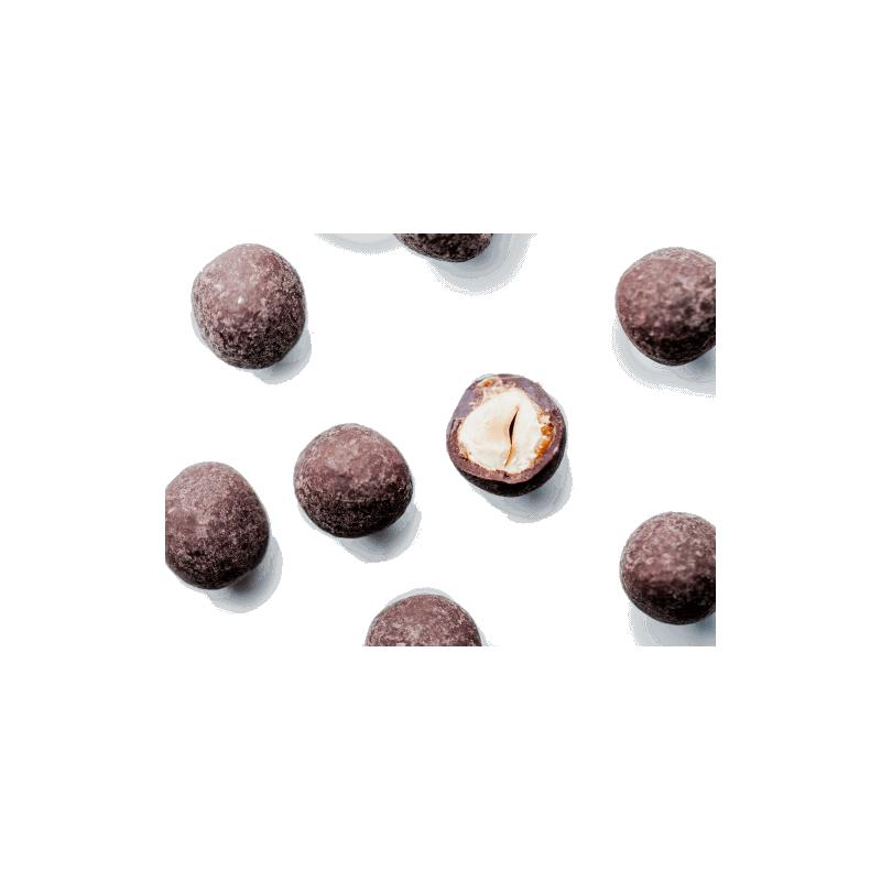 Les Dragées noisette chocolat noir 150g