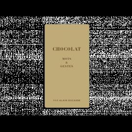 Mots & Gestes par Alain Ducasse version anglaise
