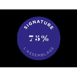 Tablette Assemblage Signature Ducasse 75%