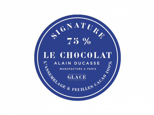 Glace Assemblage & Feuilles cacao